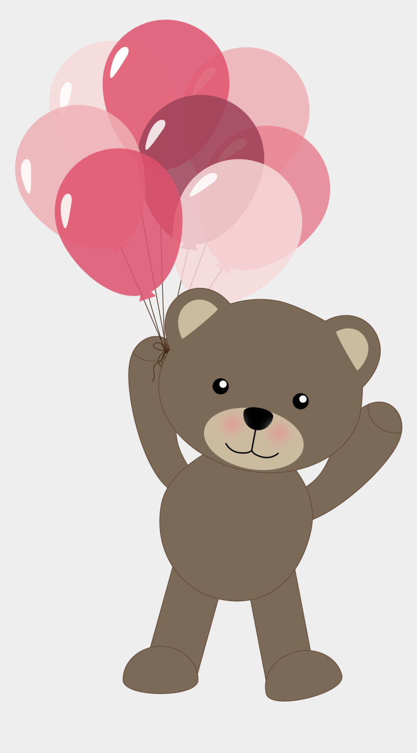 little brother clipart, Cartoons - B *✿* Clipart Oso, Cute Clipart, Urso Bear, Teddy - Teddy Bear Clipart With Balloons