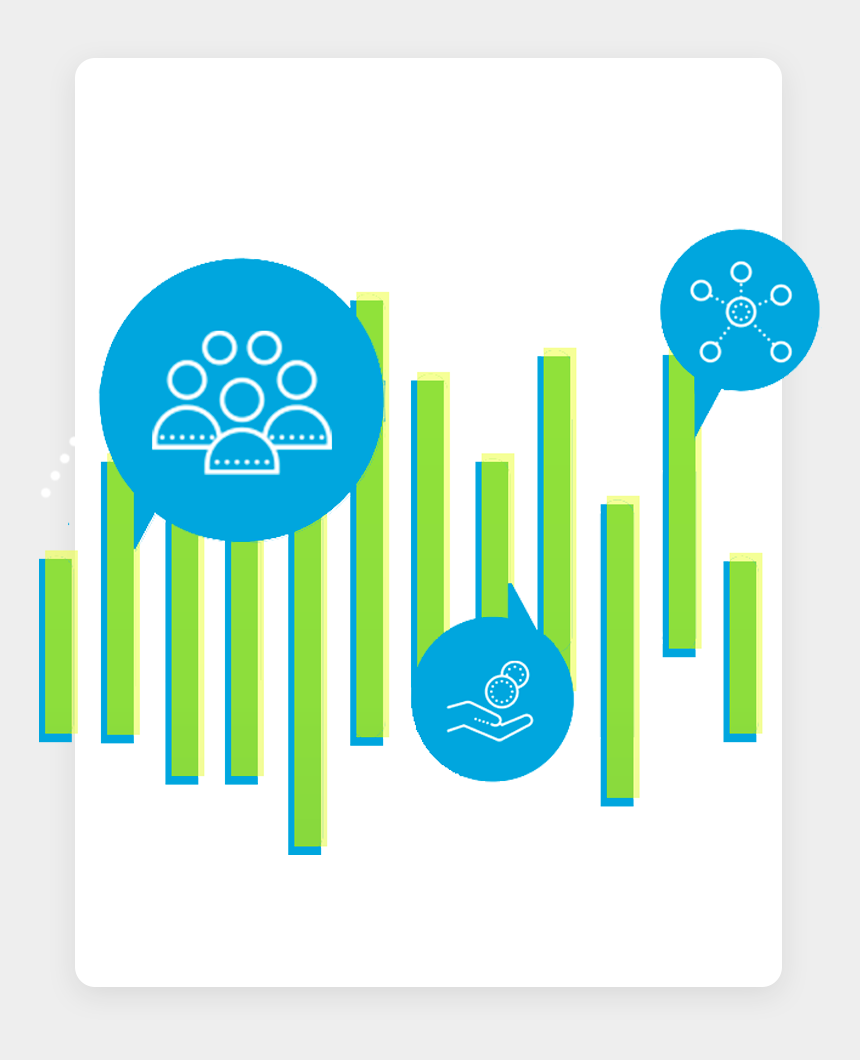 social skills clipart, Cartoons - Crowdrise Social Fundraising Webinars - Graphic Design