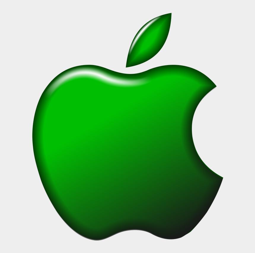 oatmeal clipart, Cartoons - Symbol Food Apple - Apple Logo Green