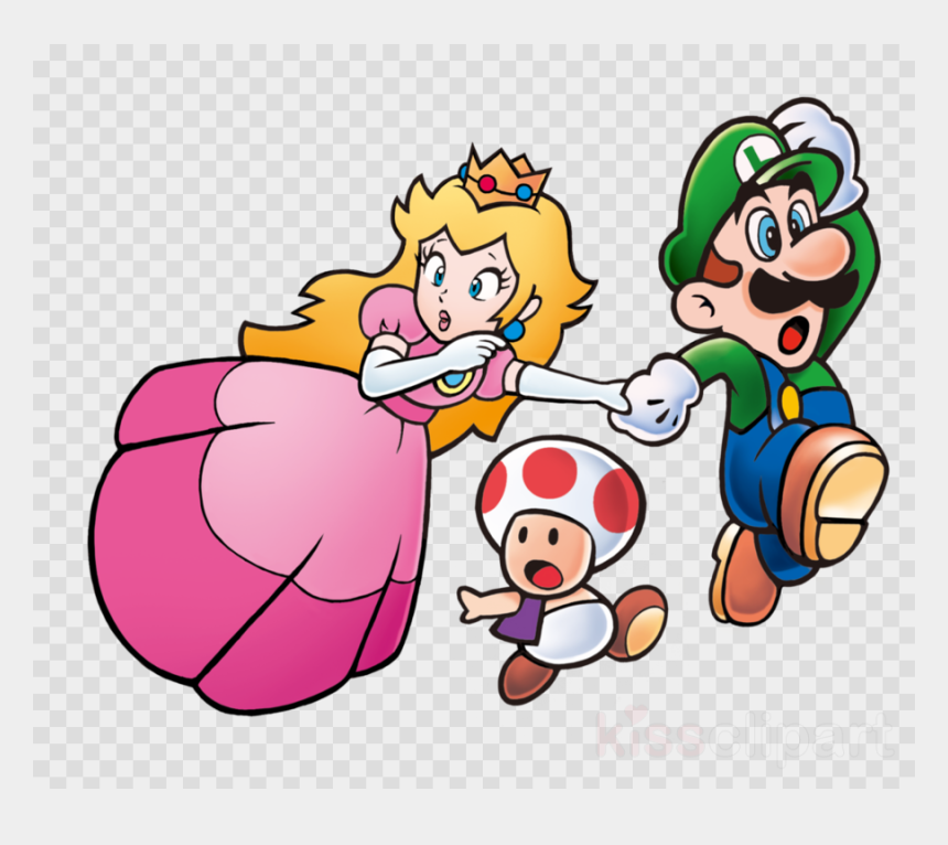 Super Mario Bros 3 Princess Peach Clipart Super Mario Luigi Peach And Toad Cliparts Cartoons Jing Fm