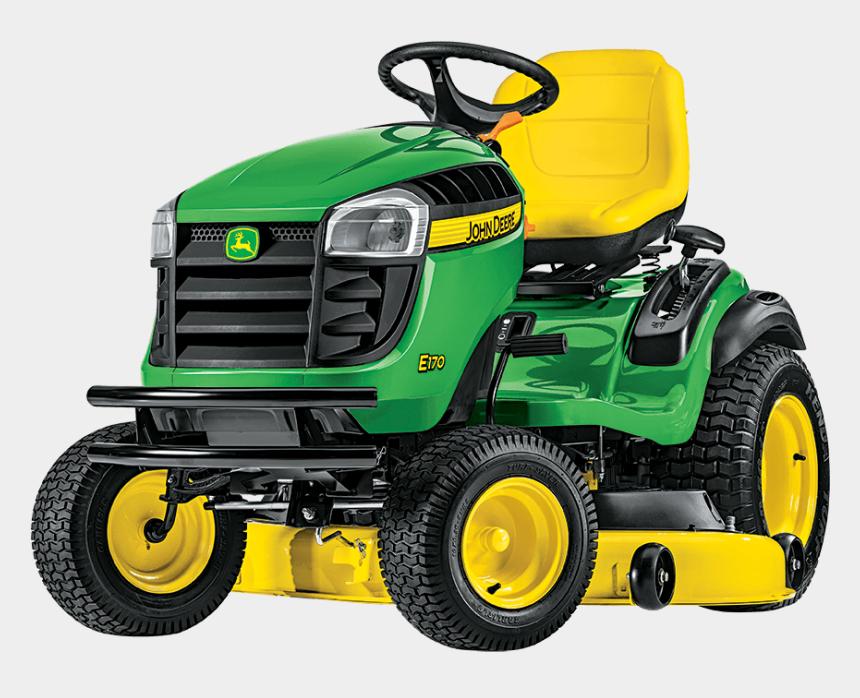 john deere tractor clipart, Cartoons - Drawing Tractors Traktor - John Deere E100 Mower
