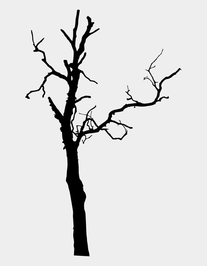 dead trees clipart, Cartoons - 575 × 1500 Px - Dead Tree Silhouette Png