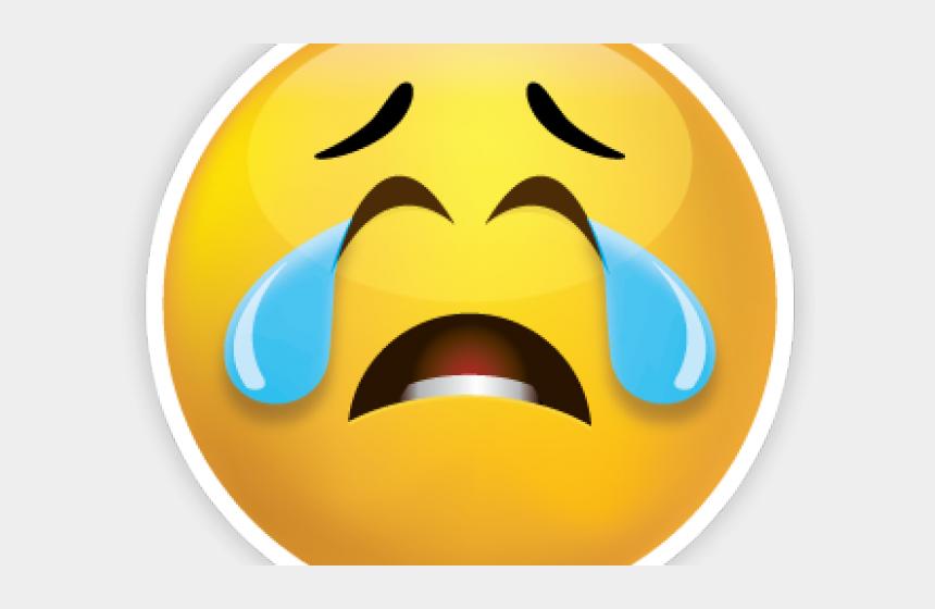 smiling faces clipart, Cartoons - Sad Emoji Clipart Smiling Face - Sad Face Emoji Png