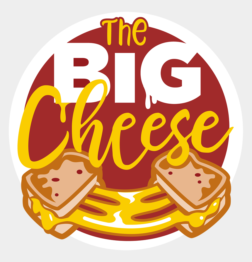 grilled cheese sandwich clipart, Cartoons - The Big Cheese Food Truck - Big Cheese Food Truck