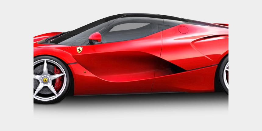 Ferrari Clipart Ferrari Laferrari Car Left Side View Cliparts Cartoons Jing Fm