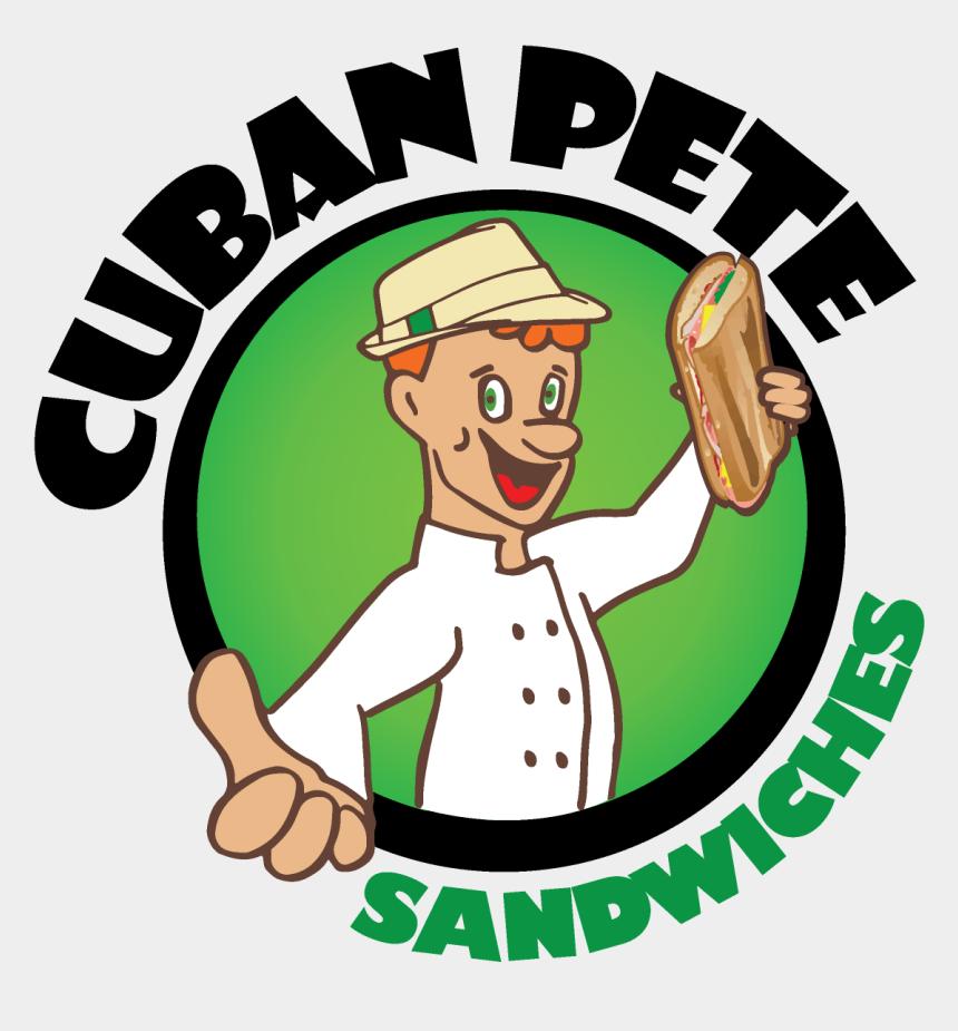cuba clipart, Cartoons - Cuba Clipart Chicken Sandwich - Cuban Pete Sandwiches
