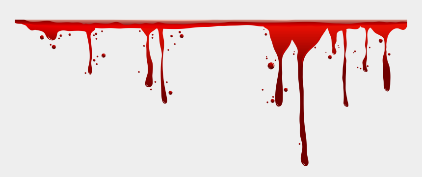 drip clipart, Cartoons - Blood Dripping Transparent Png - Dripping Blood Transparent Background