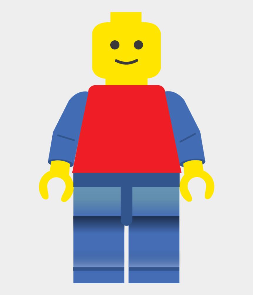 lego man clipart, Cartoons - Bonhomme Lego - Lego Man