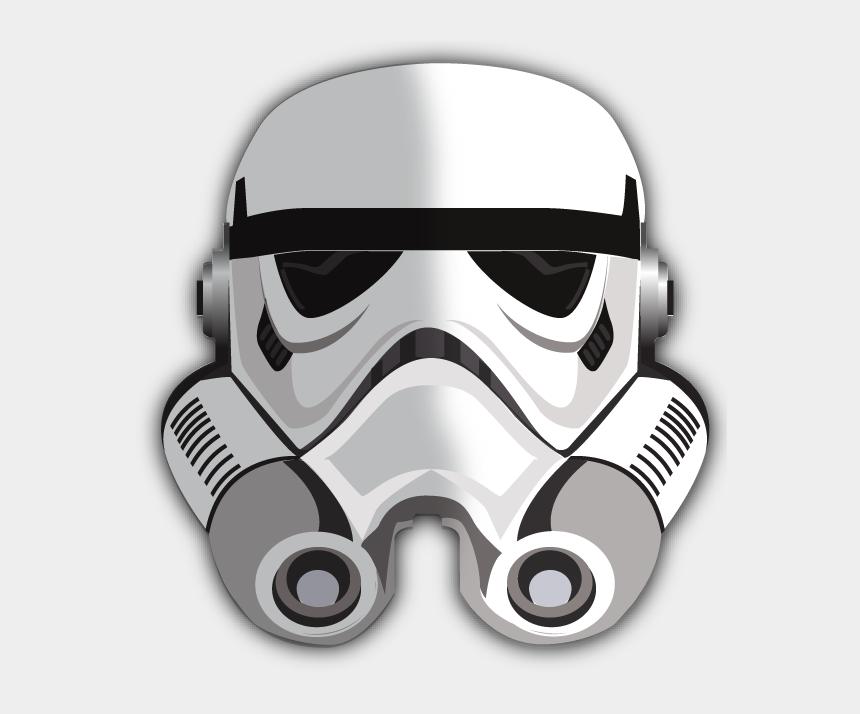 stormtrooper helmet clipart, Cartoons - Know Your Imperial Helmets - Star Wars Transparent Stormtrooper