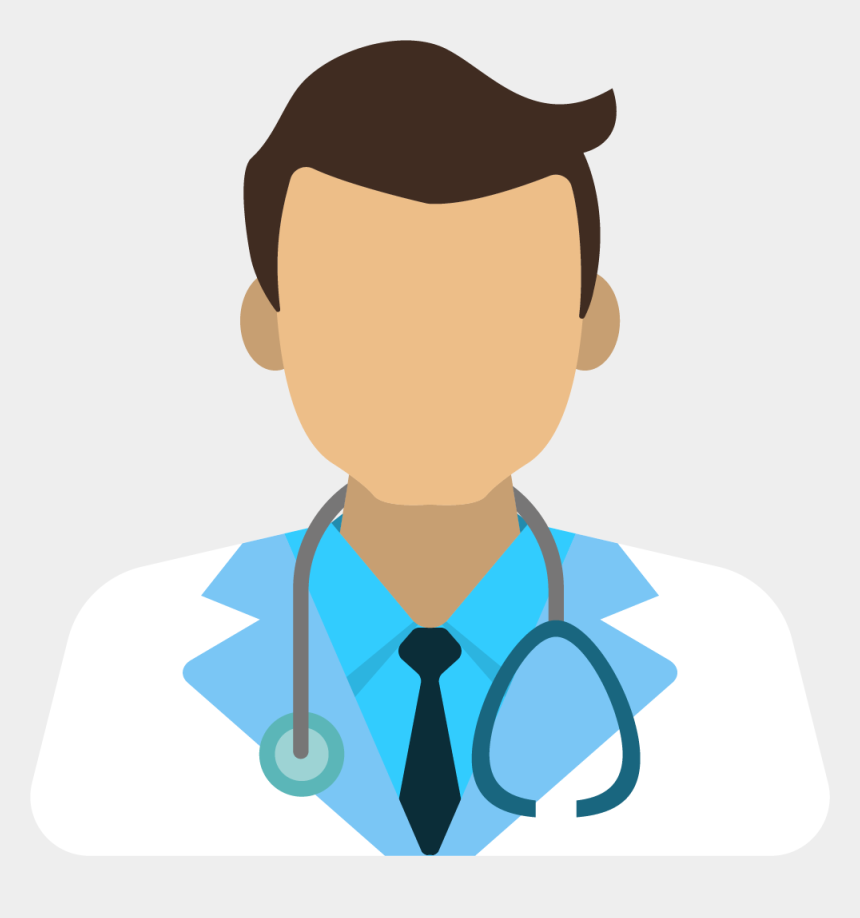 Chiropractic Provider - Male Doctor Vector, Cliparts & Cartoons - Jing.fm