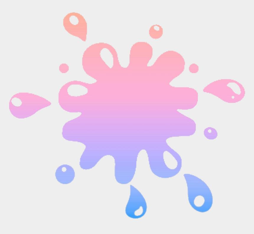 splatter paint clipart, Cartoons - #splash #color #splatter #pastel #paint - Red Colour Splash