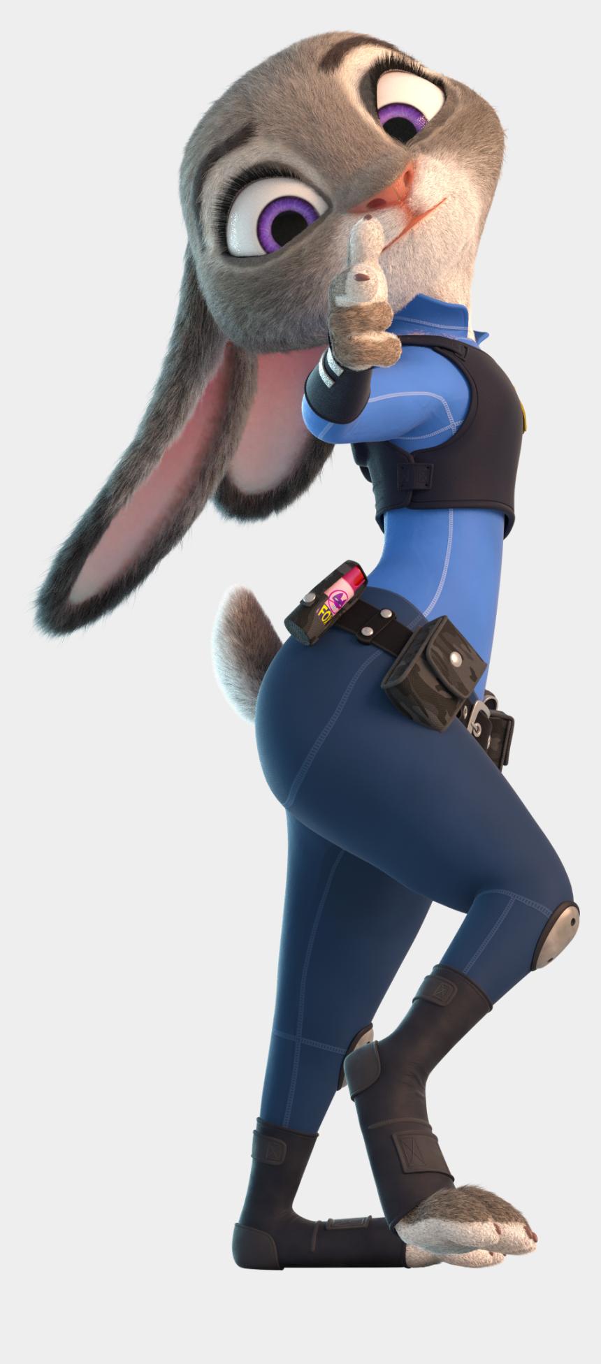 zootopia clipart, Cartoons - Zootopia Judy Hopps Sexy - Officer Judy Hopps