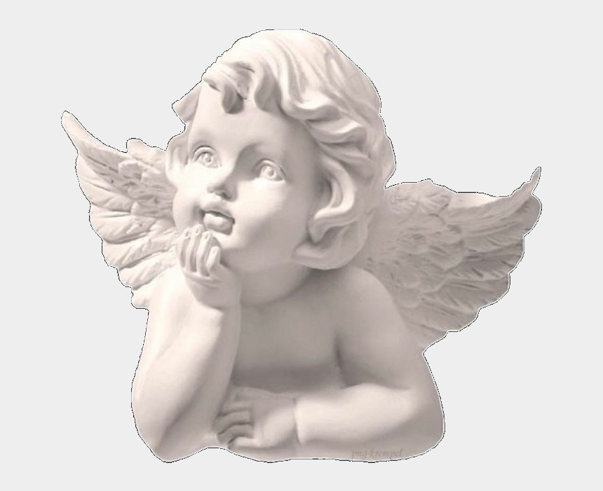 sculpture clipart, Cartoons - Statue Tumblr Png - Aesthetic Angel Png