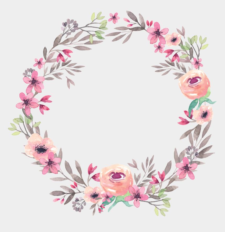 karangan bunga png bingkai bunga bulat karangan bunga png bingkai bunga bulat