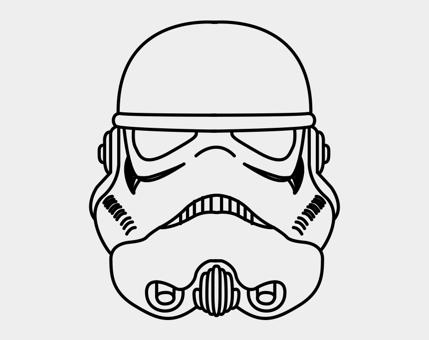 Star Wars Stormtrooper Drawing Easy, Cliparts & Cartoons ...