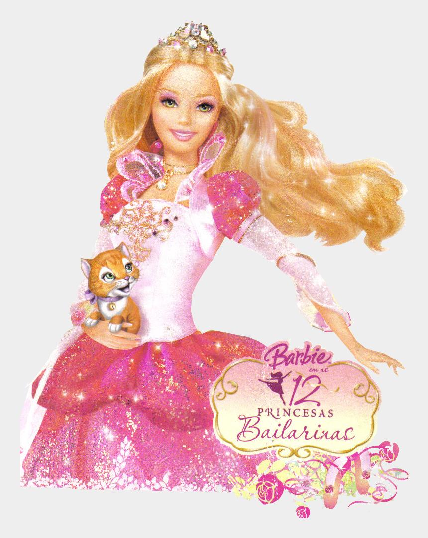 barbie cliparts, Cartoons - Barbie Clip Teresa - Barbie 12 Dancing Princesses Transparent