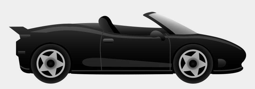 convertible clipart, Cartoons - Race Car Clipart Transparent Background