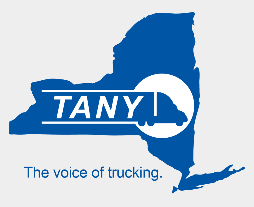 new york state clipart, Cartoons - Trucking Association Of New York Buyers Guide - Population Center Of New York State