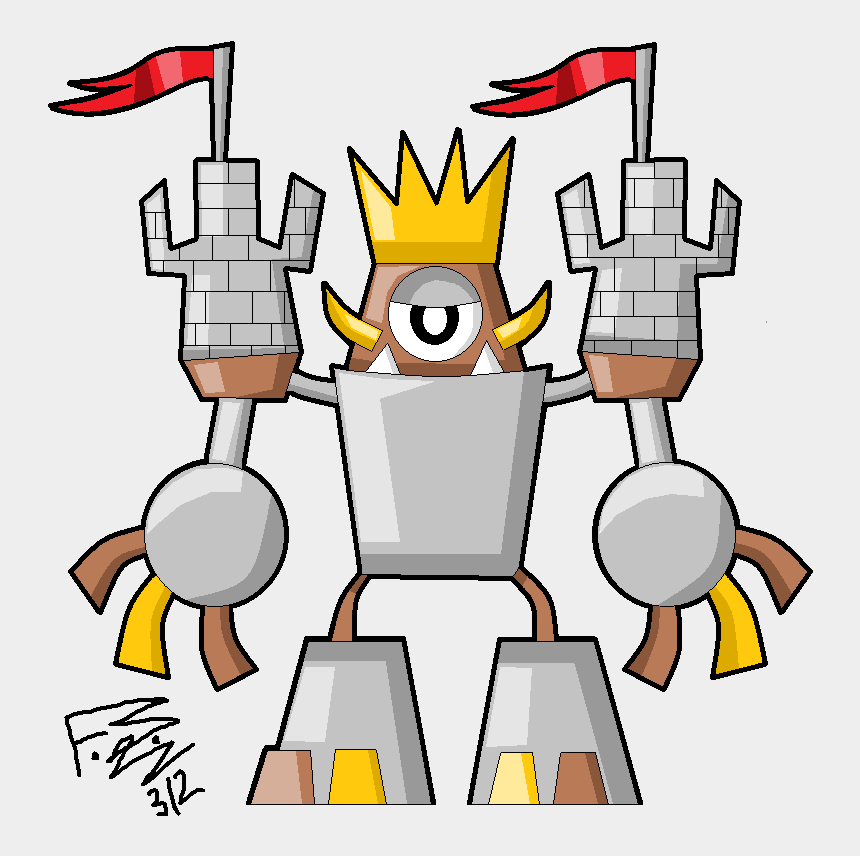 thoughts clipart, Cartoons - My Thoughts Of The Medivals' King's Descriptions By - Mixels Fan Art Every Knight Has Its Day