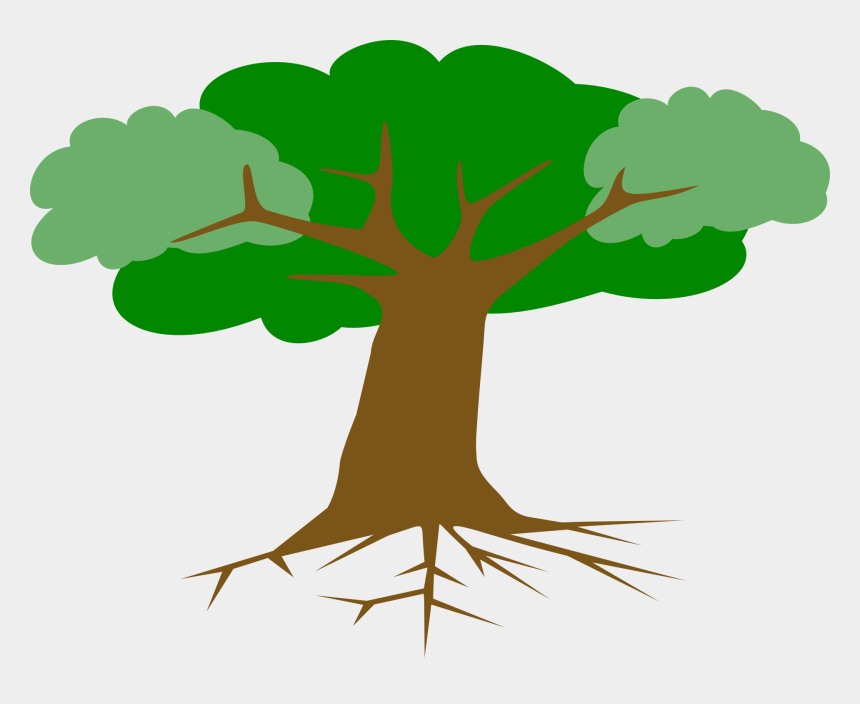 root clipart, Cartoons - Tree Roots Vector Png - Tree Clipart With Roots