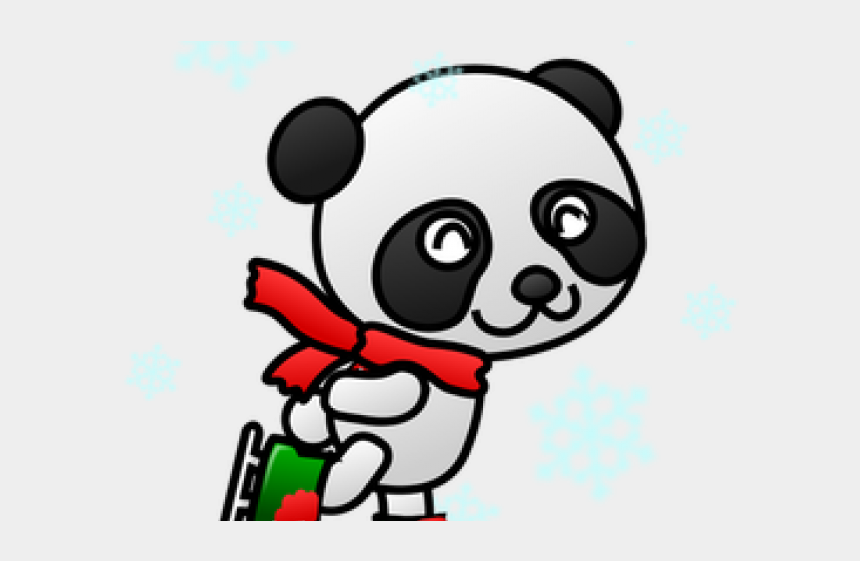 decision making clipart, Cartoons - Red Panda Clipart Ice Skating - Ice Skating Panda Bears