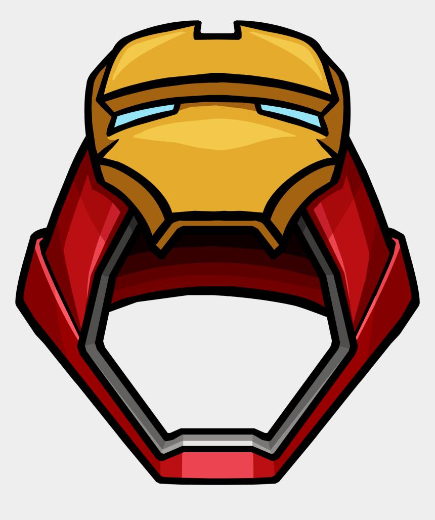iron man logo clipart, Cartoons - Iron Man Cowl - Iron Man Mask Png
