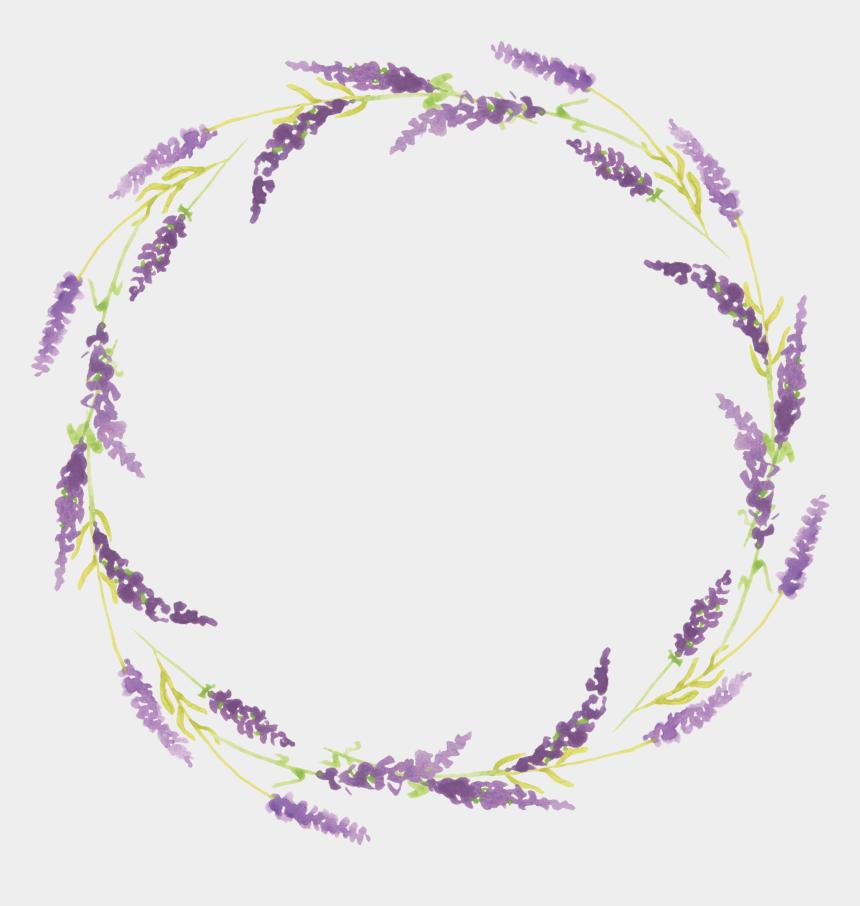 lilac clipart, Cartoons - Lavender Circle Clip Art - Circle Lavender Frame Png