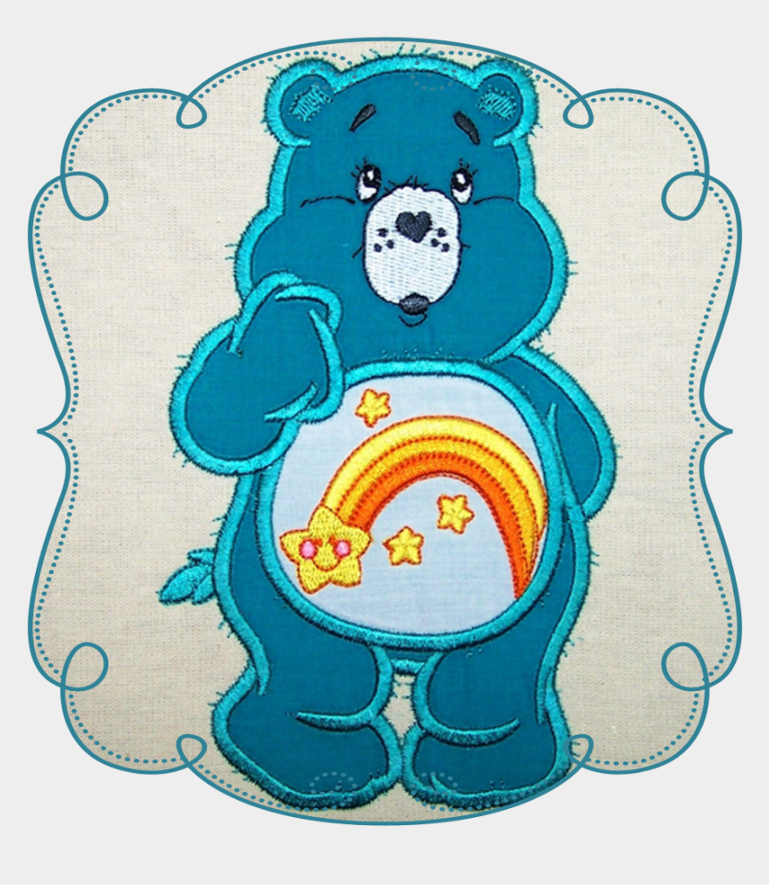 care bear clipart, Cartoons - Care Bears Png - Appliqué