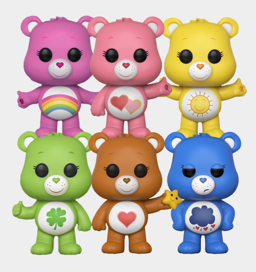 care bear clipart, Cartoons - Clipart Toys Take Care - Care Bears Funko Pop