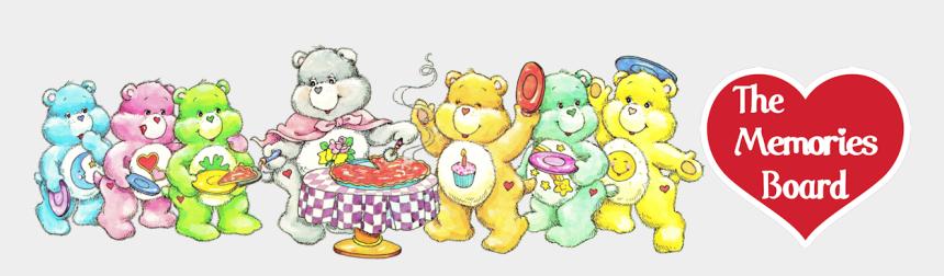 care bear clipart, Cartoons - The Memories Board - Cartoon
