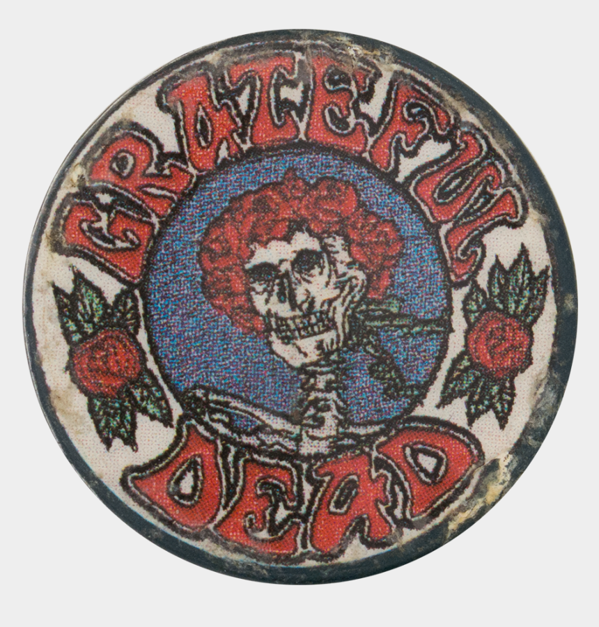 grateful dead clipart, Cartoons - Grateful Dead - Circle - Emblem