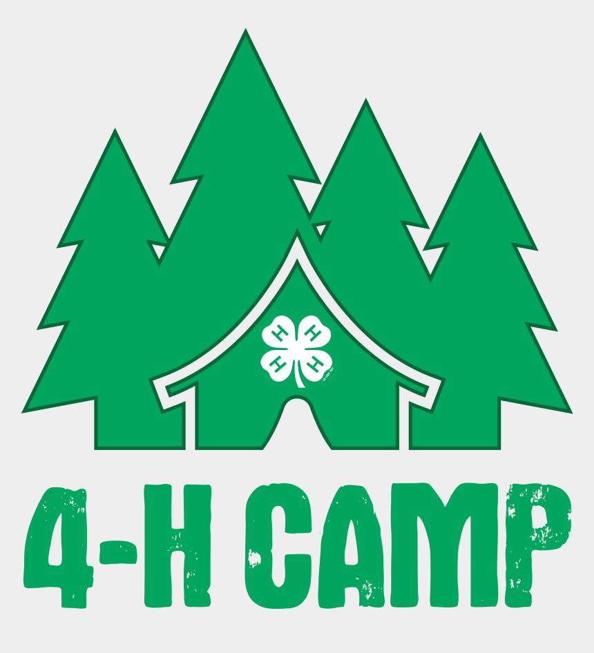 4-h Clover - Printable 4 H Logo Clipart (#5729928) - PinClipart
