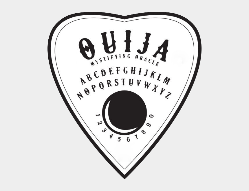 image regarding Ouija Board Printable known as Ouija Board Clipart Clear, Cliparts Cartoons - Jing.fm