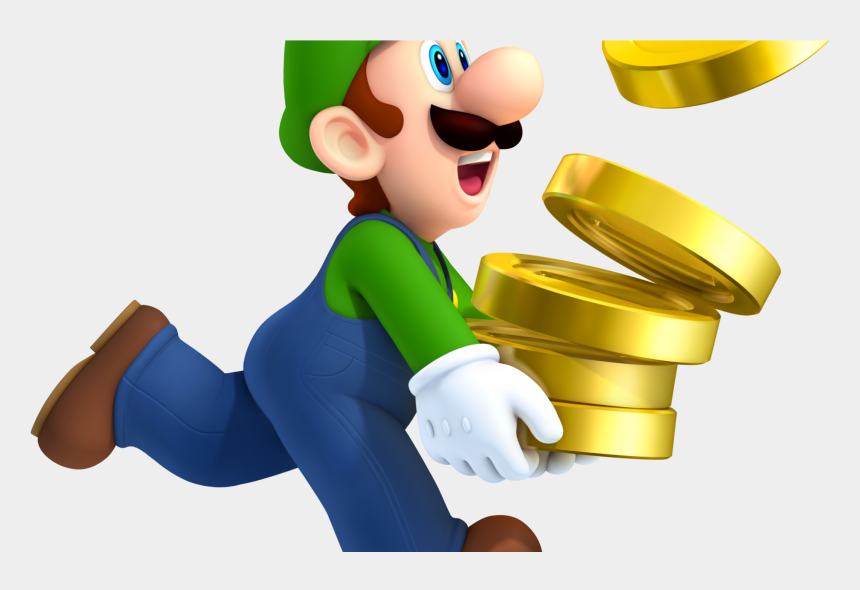 super mario clipart, Cartoons - Mario Bros Clipart Hi Res - New Super Mario Bros 2 Mario