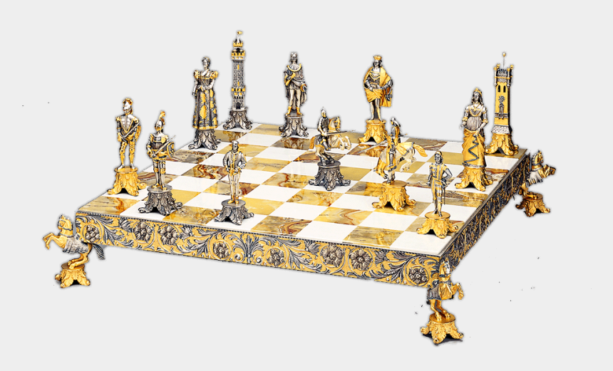 chess club clipart, Cartoons - Production Chess - Chess - Medieval Venice Chess Knight