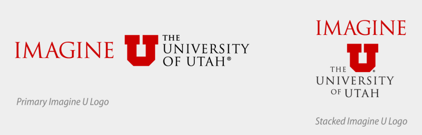 imagine clipart, Cartoons - Imagine U Campaign Logos - Imagine U University Of Utah