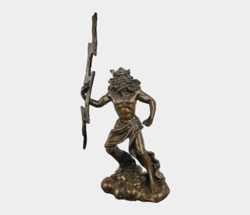 thunderbolt clipart, Cartoons - Download - Ancient Zeus Thunderbolt