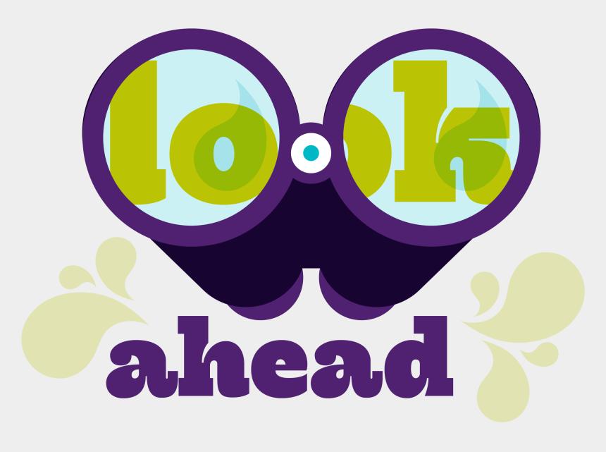 looking ahead clipart, Cartoons - Notice Clipart Look Ahead - Looking Ahead Clip Art Free