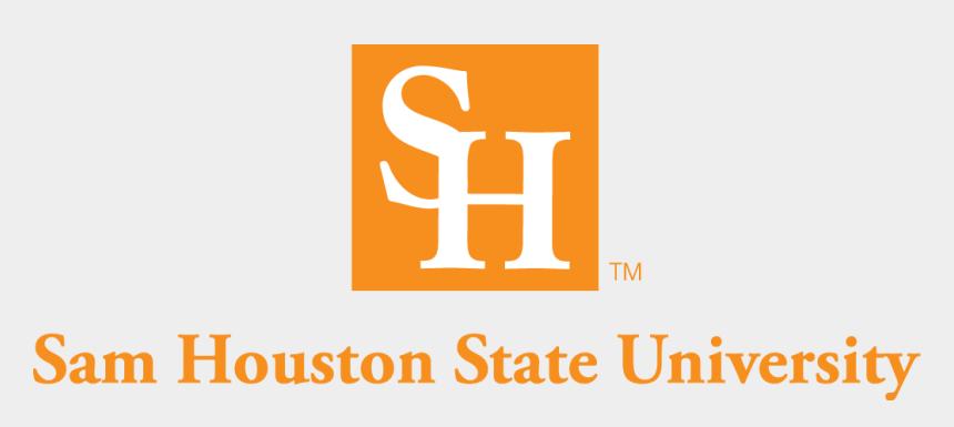 houston texas map clipart, Cartoons - Sh Logo - Sam Houston University Logo