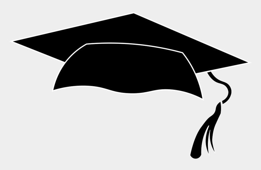high school diploma clipart, Cartoons - Graduation High School College Cap Hat Graduate - Transparent Background Graduation Cap Clipart