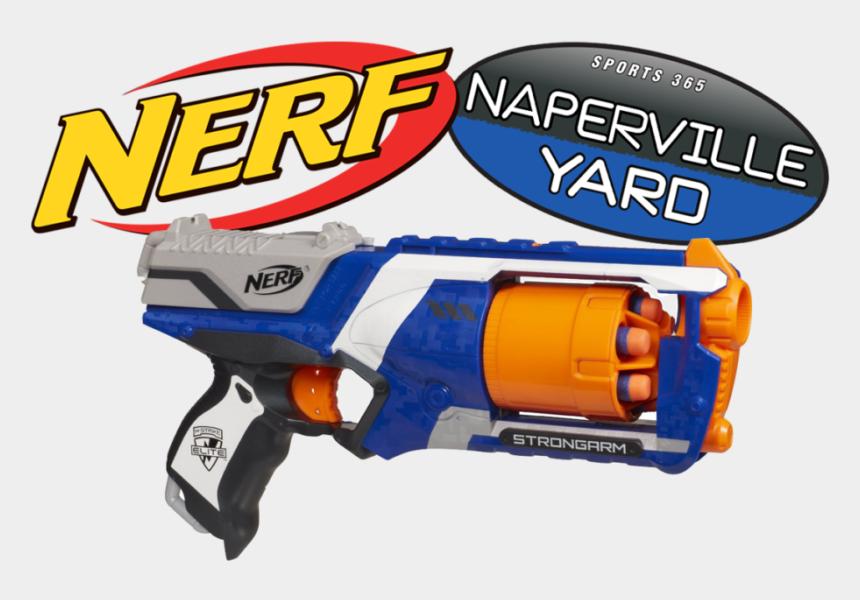 nerf gun clipart, Cartoons - Nerf Parties - - Nerf Barrel Gun
