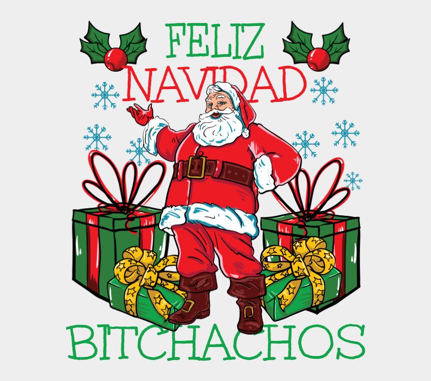 feliz navidad clipart, Cartoons - Feliz Navidad - Cartoon