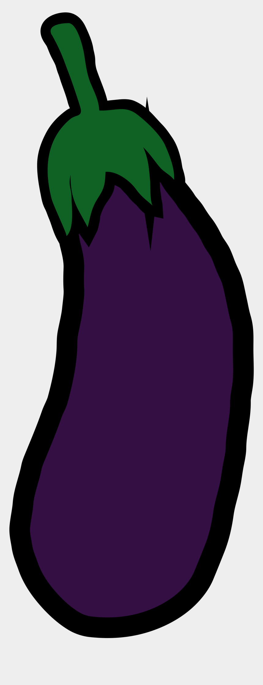 brinjal clipart, Cartoons - File Aubergine Wikimedia Commons - Eggplant