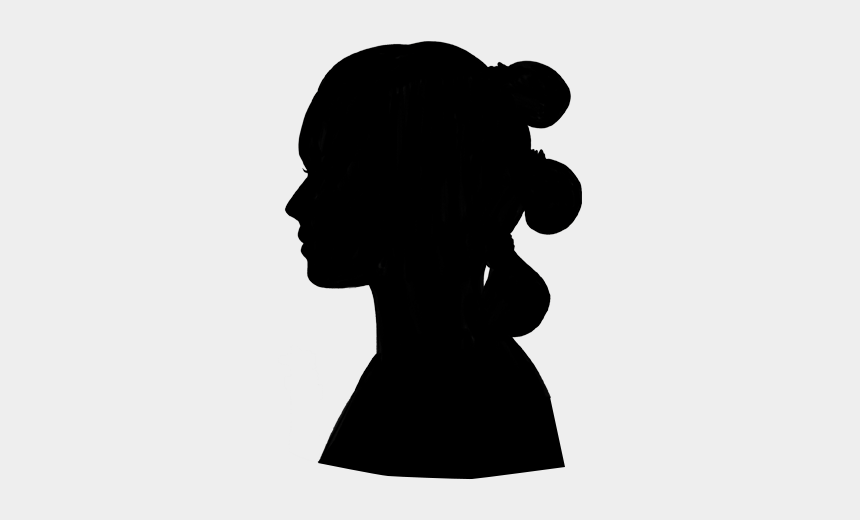 princess leia clipart, Cartoons - Diy Star Wars Galentine's Day Cupcake Toppers - Rey Star Wars Silhouette