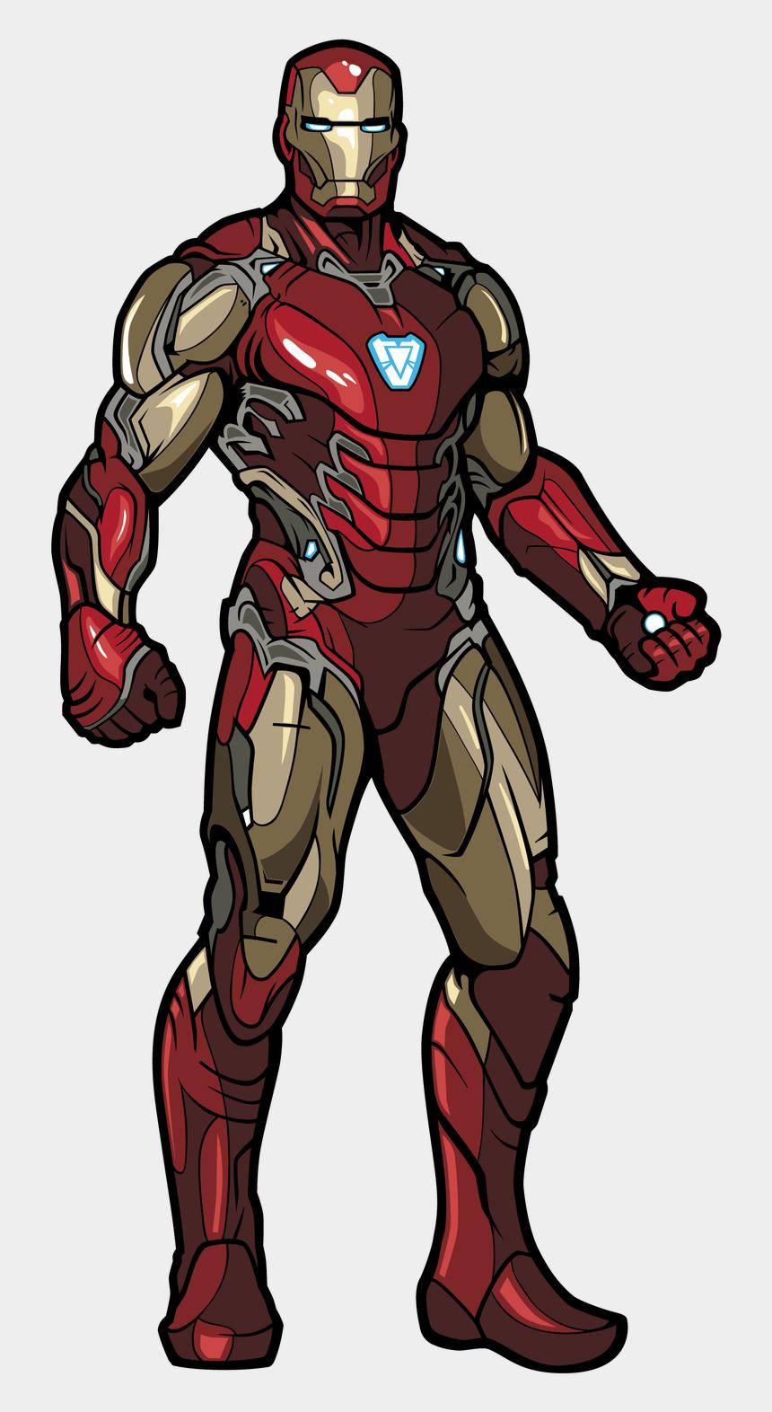 iron man clipart black and white, Cartoons - Iron Man - Iron Man Mark Lxxxv