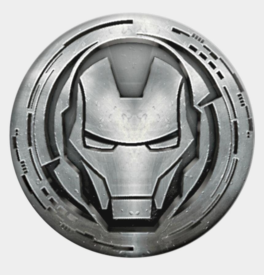 iron man clipart black and white, Cartoons - Iron Man Mask Png - Iron Man Popsocket