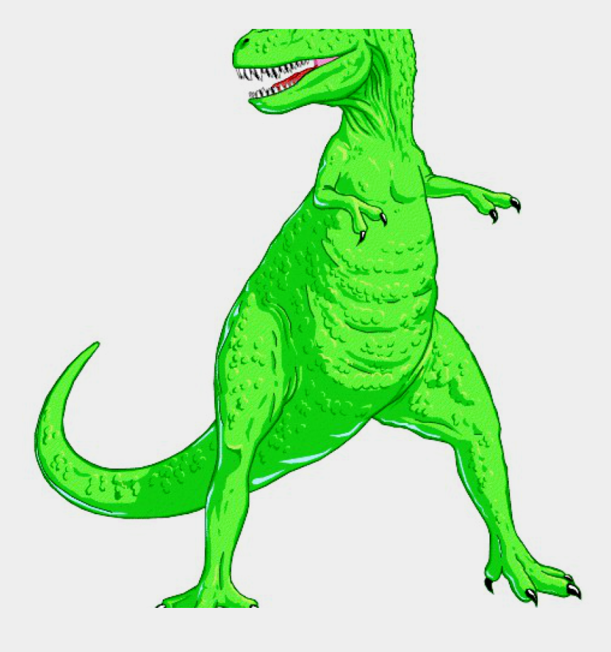 t rex clipart black and white, Cartoons - T Rex Clipart Footprint - Tyrannosaurus Rex