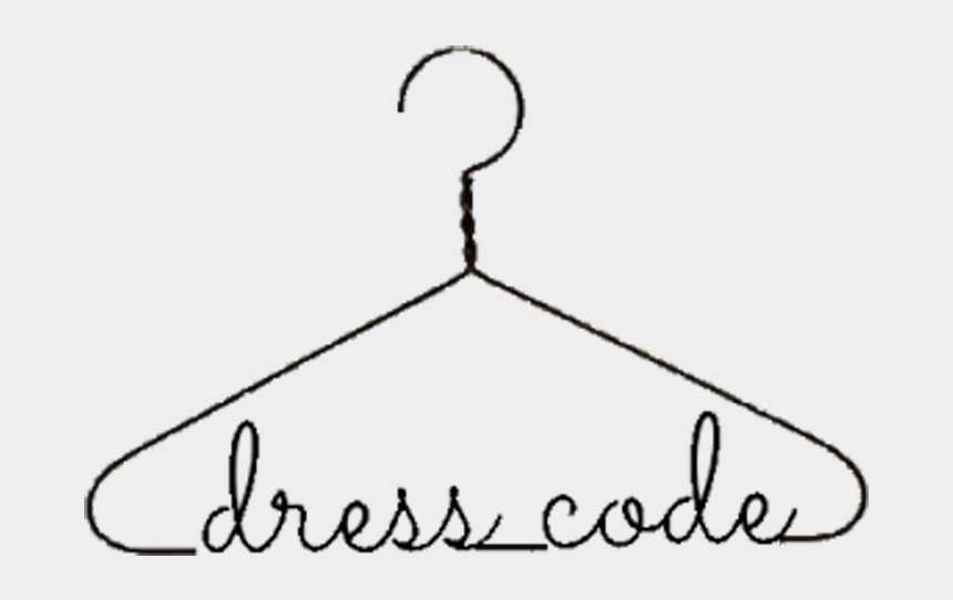 wedding dress on hanger clipart, Cartoons - Dress Code Regulations - Dress Code