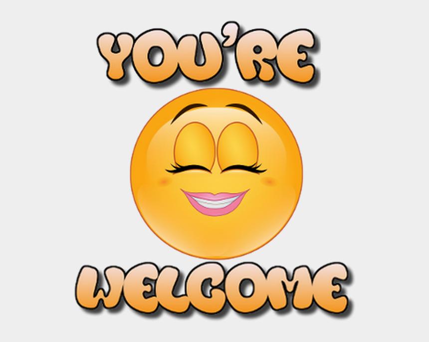 you're welcome clipart, Cartoons - Emoji World You're Welcome - You Re Welcome Smiley Emoji