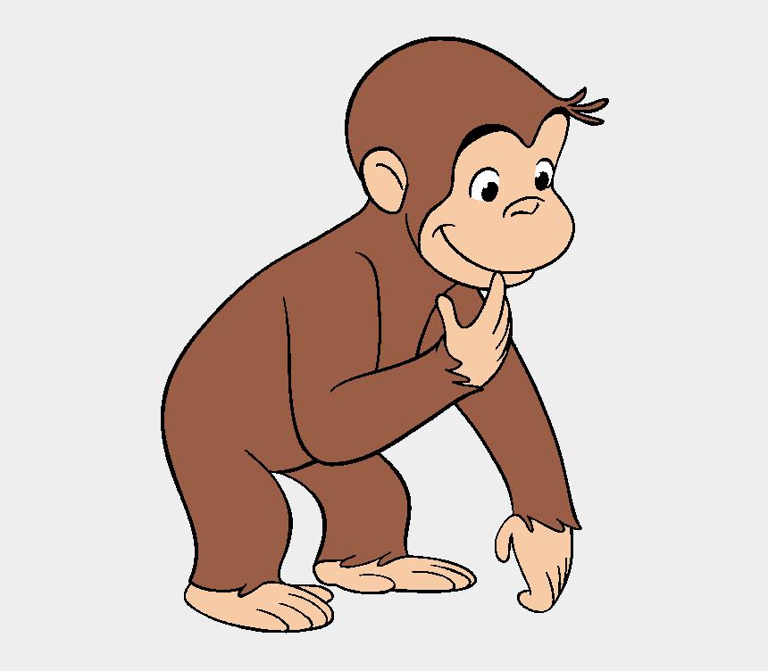 curious clipart, Cartoons - Curious George Png